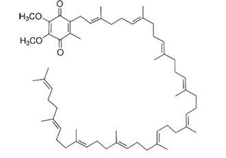 coenzyme-q10-coq10-structure